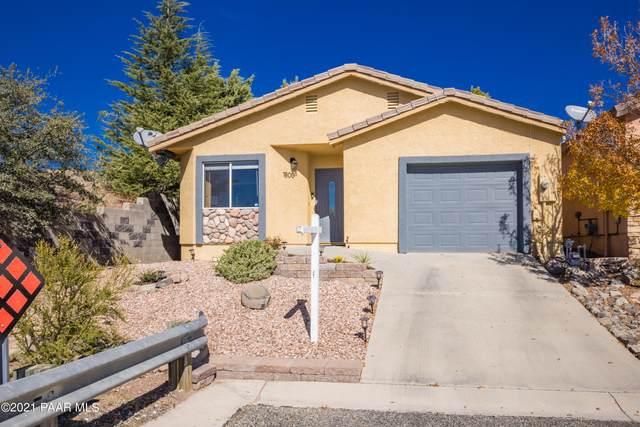 1800 Ryan Court, Prescott, AZ 86301 (#1043040) :: Shelly Watne