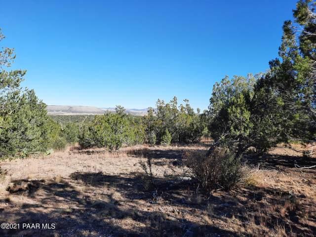 Lot 481 Sierra Verde Ranch, Seligman, AZ 86337 (#1043101) :: Shelly Watne
