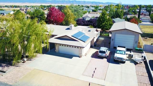 4861 N Agua Fria Drive, Prescott Valley, AZ 86314 (#1043121) :: Shelly Watne