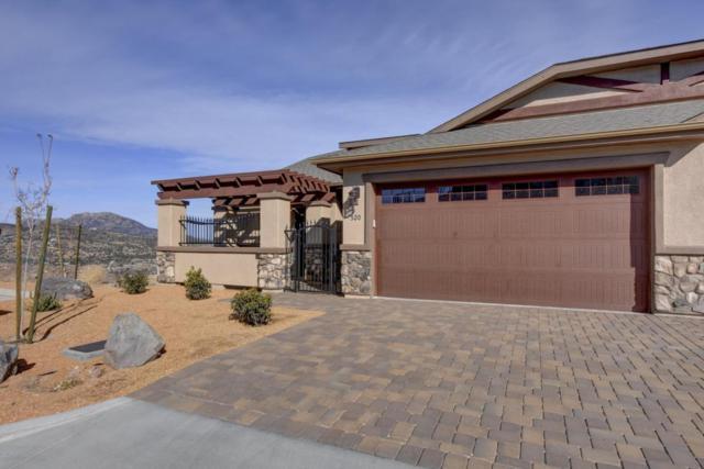 520 Osprey Trail, Prescott, AZ 86301 (#1008005) :: HYLAND/SCHNEIDER TEAM