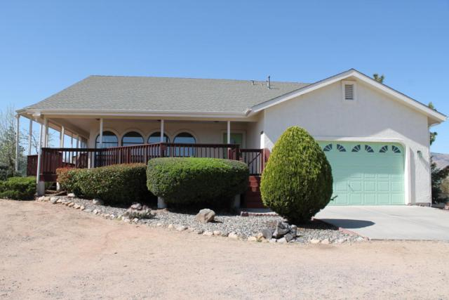 8100 N Red Oak Road, Prescott, AZ 86305 (#1009165) :: HYLAND/SCHNEIDER TEAM
