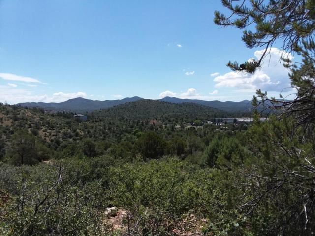 505 Shadow Mountain Drive, Prescott, AZ 86301 (#1009525) :: HYLAND-SCHNEIDER GROUP
