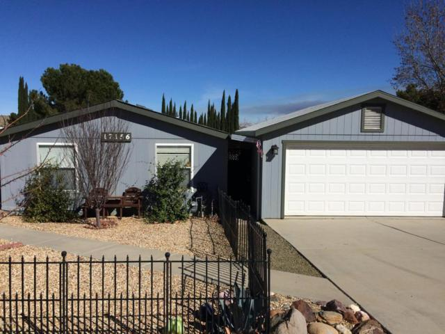 17156 E Fairway Drive, Mayer, AZ 86333 (#1009550) :: HYLAND/SCHNEIDER TEAM