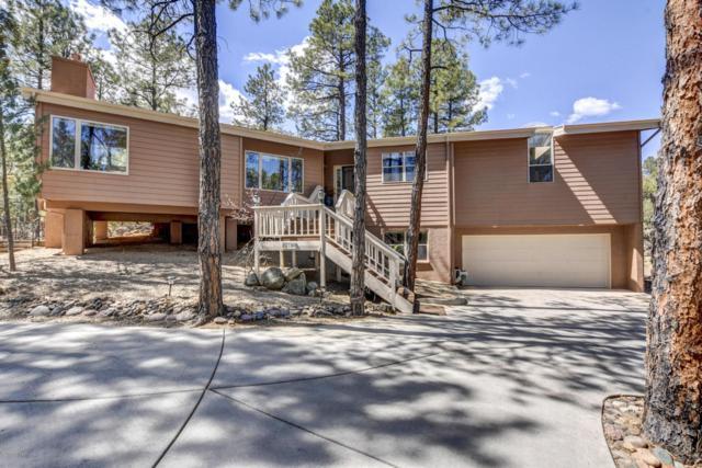 780 S Kopavi Trail #4, Prescott, AZ 86303 (#1010865) :: HYLAND/SCHNEIDER TEAM