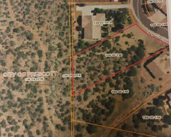 5995 Symphony Drive, Prescott, AZ 86305 (#1010873) :: HYLAND/SCHNEIDER TEAM