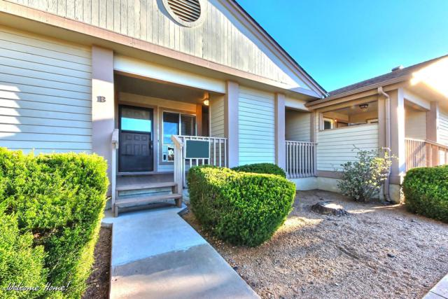 3179 Shoshone Drive 1B, Prescott, AZ 86301 (#1012435) :: The Kingsbury Group