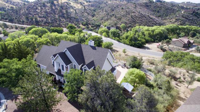 5213 E Canyon View Court, Prescott, AZ 86303 (#1012778) :: HYLAND/SCHNEIDER TEAM