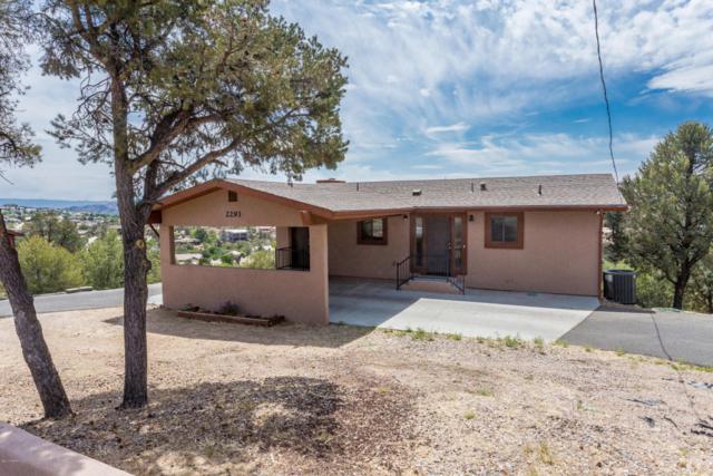 2293 Sandia Drive, Prescott, AZ 86301 (#1013056) :: HYLAND/SCHNEIDER TEAM