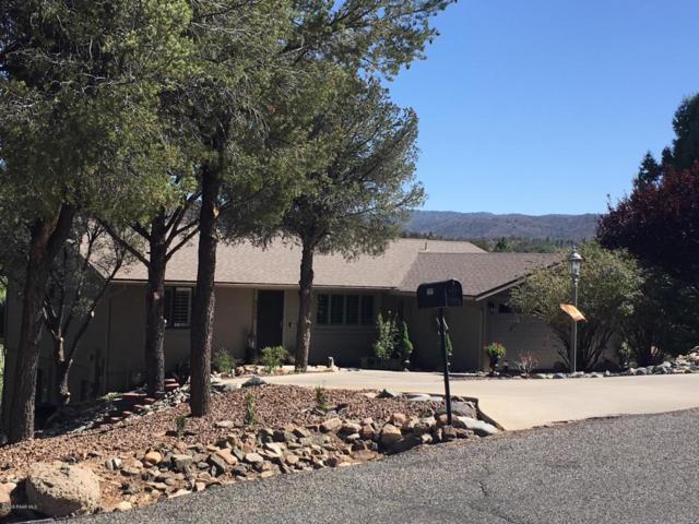 5009 Cactus Place, Prescott, AZ 86301 (#1013108) :: HYLAND/SCHNEIDER TEAM