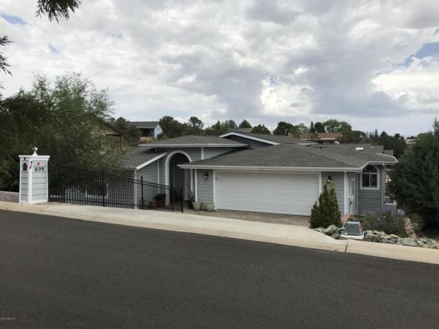 699 Sunrise Boulevard, Prescott, AZ 86301 (#1013390) :: HYLAND/SCHNEIDER TEAM