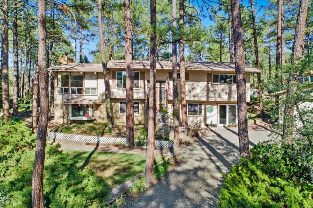 705 W Pine Knoll Drive, Prescott, AZ 86303 (#1013440) :: HYLAND/SCHNEIDER TEAM