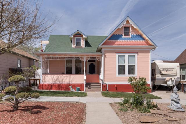 236 N Pleasant Street #4, Prescott, AZ 86301 (#1014143) :: The Kingsbury Group
