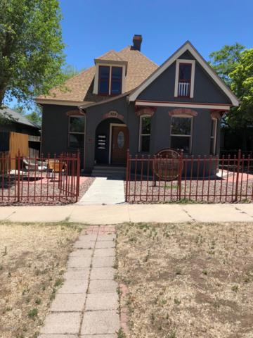 512 Sheldon & 305 Mount Vernon Street, Prescott, AZ 86301 (#1014270) :: West USA Realty of Prescott
