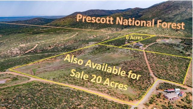 17100 E Roper (6 Acres), Dewey-Humboldt, AZ 86327 (#1014731) :: HYLAND/SCHNEIDER TEAM