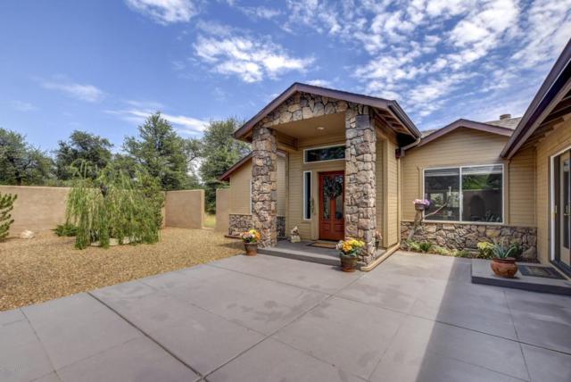8225 N Granite Oaks Drive, Prescott, AZ 86305 (#1014744) :: HYLAND/SCHNEIDER TEAM