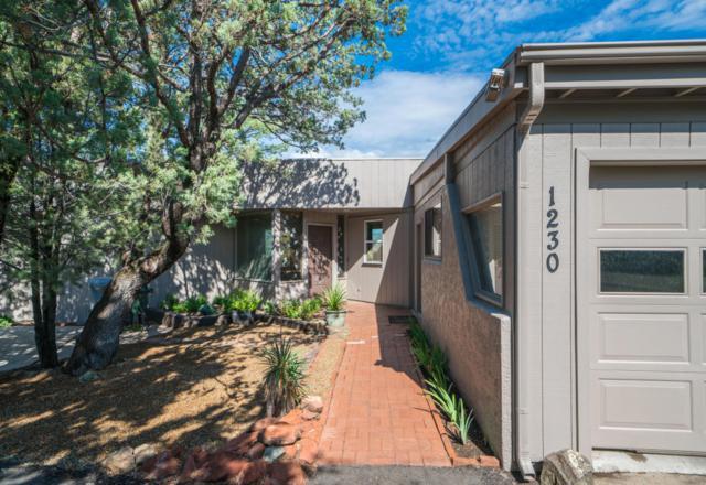 1230 Solar Heights Drive, Prescott, AZ 86303 (#1014791) :: HYLAND/SCHNEIDER TEAM