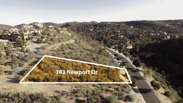 383 Newport Drive, Prescott, AZ 86303 (#1015002) :: The Kingsbury Group