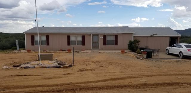 17911 E Quiet Valley Drive, Dewey-Humboldt, AZ 86327 (#1015140) :: HYLAND/SCHNEIDER TEAM