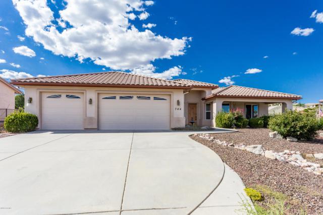 744 Peppermint Way, Prescott, AZ 86305 (#1015191) :: HYLAND/SCHNEIDER TEAM