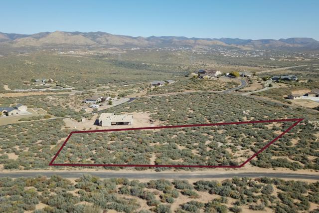 0 Sterling Spur Road, Dewey-Humboldt, AZ 86327 (#1016750) :: HYLAND/SCHNEIDER TEAM