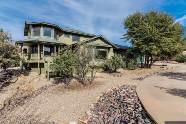 1908 Woods Trail, Prescott, AZ 86305 (#1017231) :: HYLAND/SCHNEIDER TEAM