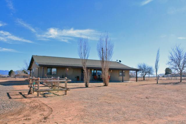 1175 W Justray Ranch Road, Chino Valley, AZ 86323 (#1017801) :: HYLAND/SCHNEIDER TEAM
