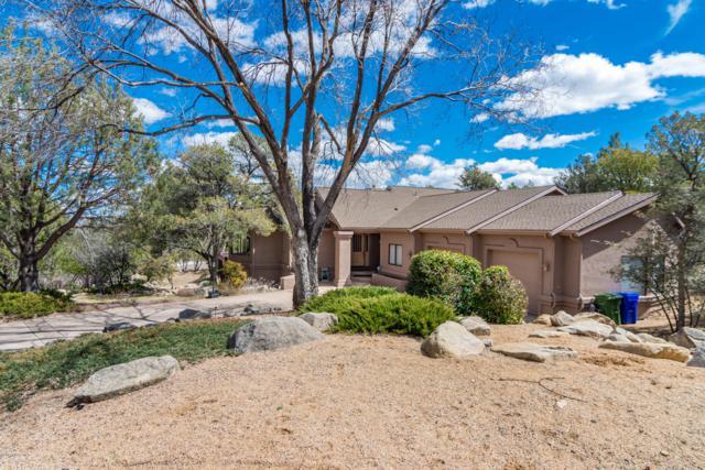642 Thunderbird Drive, Prescott, AZ 86303 (#1018509) :: HYLAND/SCHNEIDER TEAM