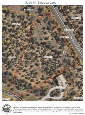 5190 W Sinagua Lane, Prescott, AZ 86305 (#1020334) :: HYLAND/SCHNEIDER TEAM