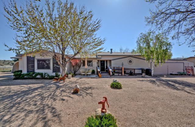 18557 S Anna Smith Road, Peeples Valley, AZ 86332 (#1020513) :: Shelly Watne
