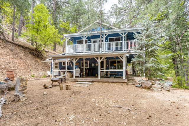7935 S Breezy Pine Road, Mayer, AZ 86303 (#1021191) :: West USA Realty of Prescott