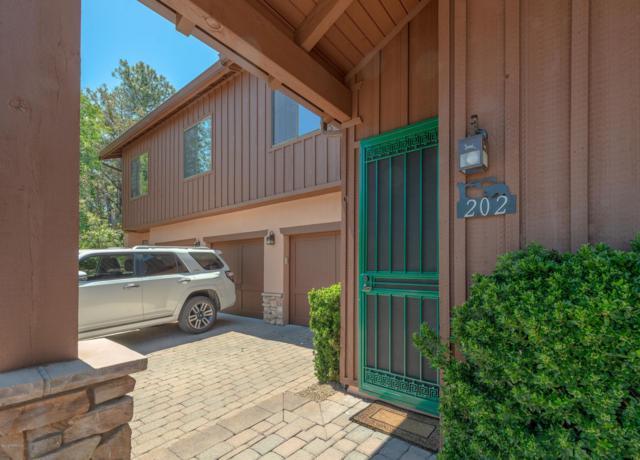 1100 Deodora Lane #202, Prescott, AZ 86303 (#1021554) :: West USA Realty of Prescott