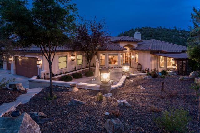 516 Lotus Court, Prescott, AZ 86301 (#1022030) :: West USA Realty of Prescott