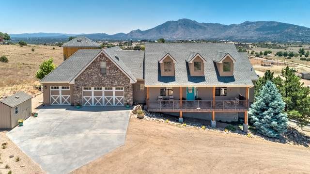 11755 N Triple Crown Trail, Prescott, AZ 86305 (#1022254) :: HYLAND/SCHNEIDER TEAM