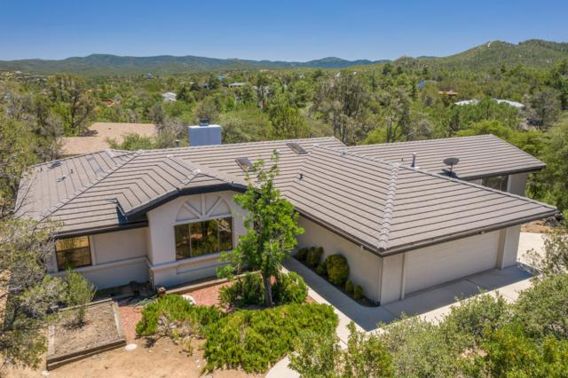 648 Thunderbird Drive, Prescott, AZ 86303 (MLS #1022258) :: Conway Real Estate