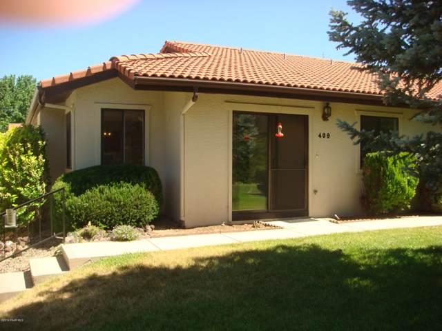 409 Jimson Way, Prescott, AZ 86301 (#1022534) :: West USA Realty of Prescott
