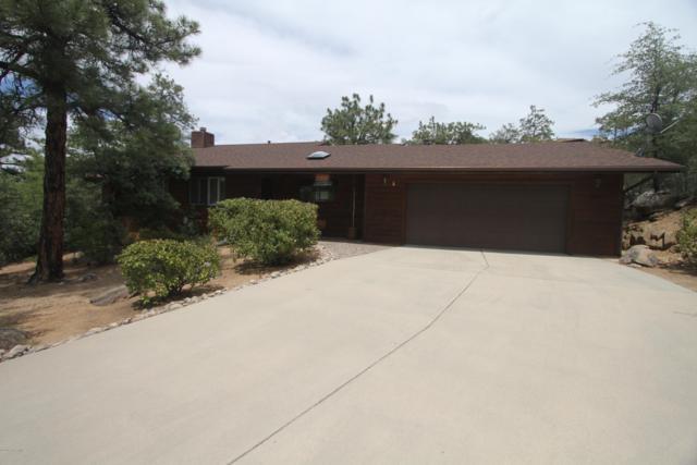 1491 Sierry Peaks Drive, Prescott, AZ 86305 (#1022645) :: Shelly Watne