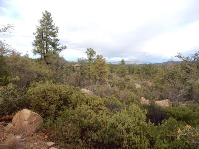 1170 W Copper Canyon Drive, Prescott, AZ 86303 (#1022707) :: West USA Realty of Prescott