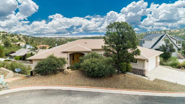 783 N Creekside Drive, Prescott, AZ 86303 (#1022786) :: Shelly Watne