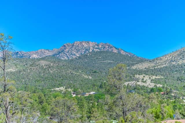 0 Shadow Valley Ranch Rd, Prescott, AZ 86305 (#1022994) :: Shelly Watne