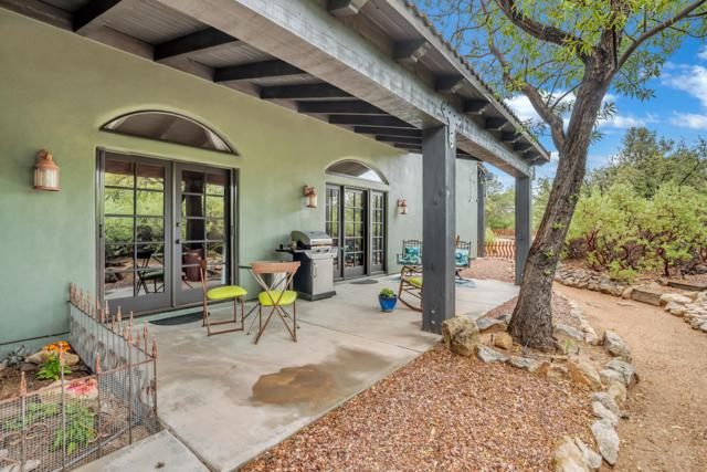 8615 N Live Oak Drive, Prescott, AZ 86305 (#1023121) :: West USA Realty of Prescott