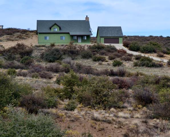 1750 S Lavender Sage Road, Dewey-Humboldt, AZ 86327 (MLS #1024307) :: Conway Real Estate