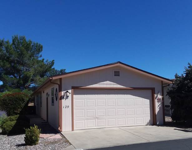 617 N Blue Spruce Drive, Prescott Valley, AZ 86314 (#1024378) :: West USA Realty of Prescott