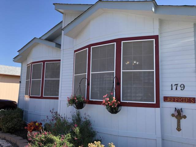 571 N Mesquite Tree Drive, Prescott Valley, AZ 86314 (#1024559) :: West USA Realty of Prescott
