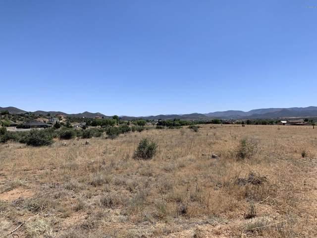 Lot 2 Soldier Pass, Dewey-Humboldt, AZ 86327 (#1024632) :: HYLAND/SCHNEIDER TEAM