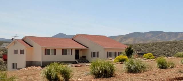 11827 E Rocky Hill Road, Dewey-Humboldt, AZ 86327 (#1024644) :: HYLAND/SCHNEIDER TEAM