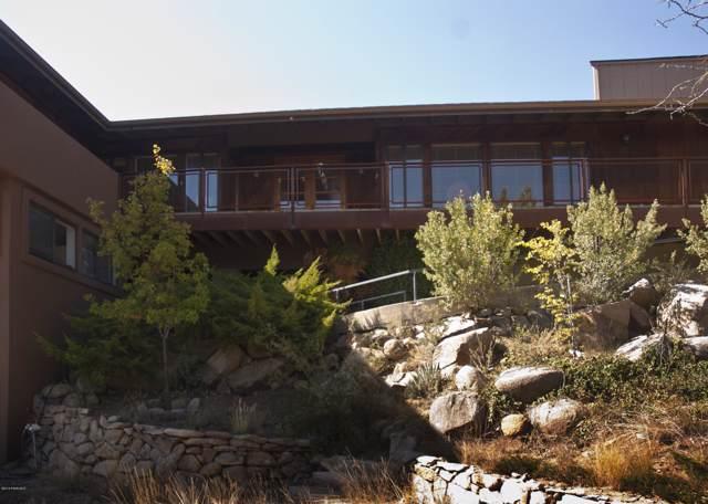 2153 Forest Hills Road, Prescott, AZ 86303 (MLS #1024997) :: Conway Real Estate