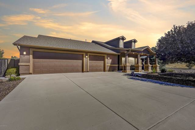 13420 E Palomino Lane, Prescott Valley, AZ 86315 (#1025157) :: HYLAND/SCHNEIDER TEAM