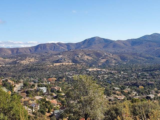 833 Tom Mix Trail, Prescott, AZ 86301 (#1025458) :: HYLAND/SCHNEIDER TEAM