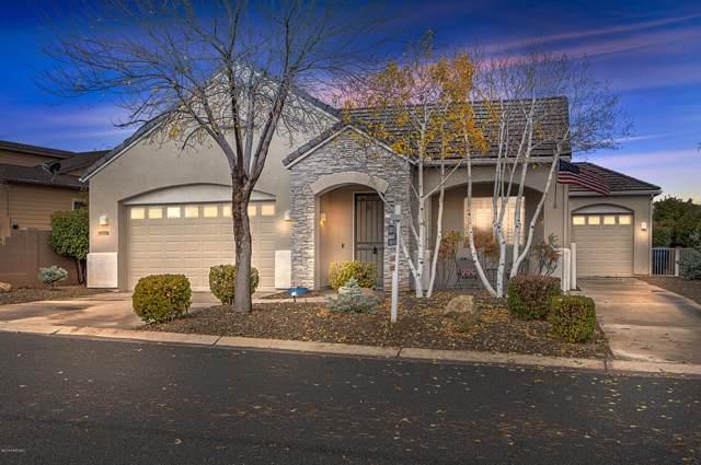7336 E Cozy Camp Drive, Prescott Valley, AZ 86314 (#1025866) :: HYLAND/SCHNEIDER TEAM