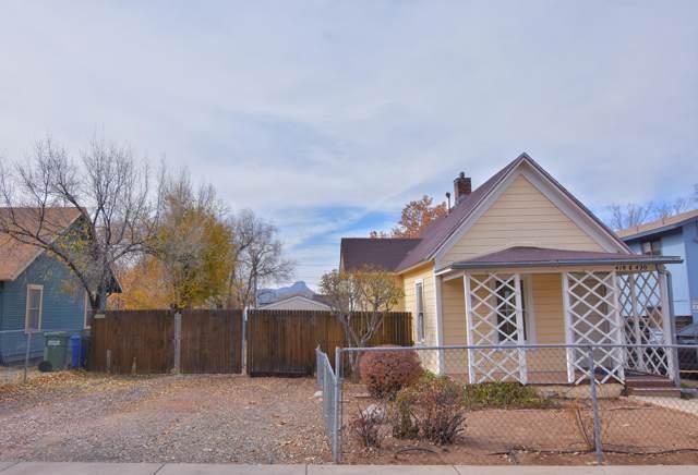 418 N Virginia Street, Prescott, AZ 86301 (#1025977) :: Shelly Watne